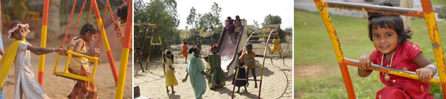 Kinderhilfe-Bapatla_Spielplätze